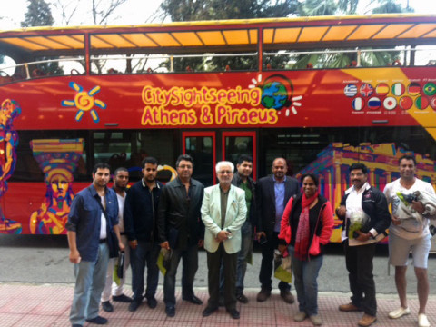 Oman Familiarization Trip: Promoting Athens to the Middle East